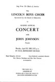 Song from the heart of America, the Lincoln Boys Choir in second annual concert