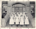 Freshman nursing students, Immanuel Deaconess Institute