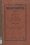 Blizzards: reunion and fiftieth anniversary, 1888-1938