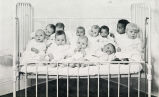 Crib of sunbeams, Nebraska Industrial School, Milford