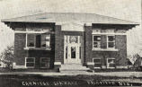 Carnegie Library, Fairfield Neb.