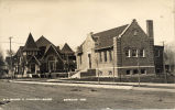 U.P. Church & Carnegie Library, Superior, Neb.