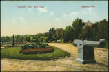 Hanscom Park, west side, Omaha, Neb.