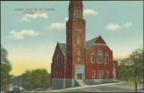 First M. E. Church, Omaha, Nebr.