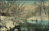 Hanscom Park in winter, Omaha, Nebr.