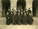 First graduating class